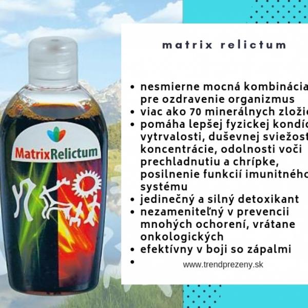 Matrix Relictum