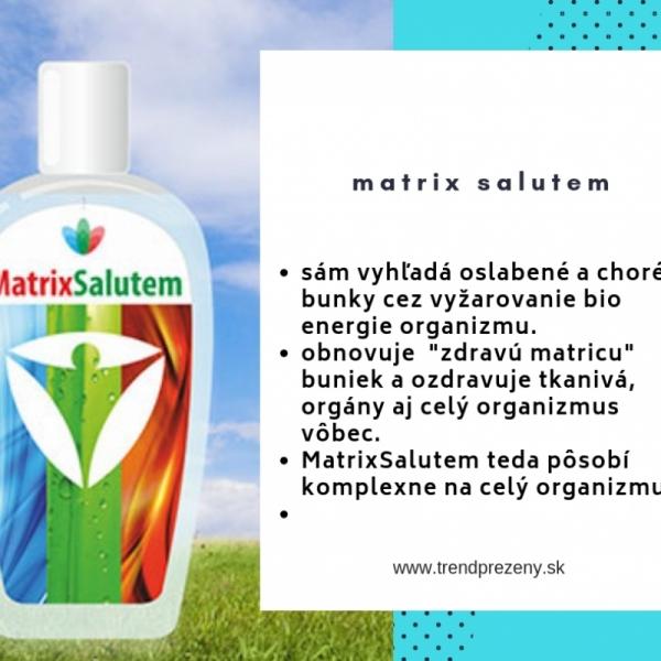 Matrix Salutem