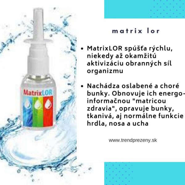 MatrixLor