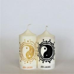 Jing-Jang - čierna